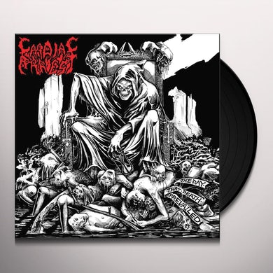 DAY THAT DEATH PREVAILED (MMETALLIC SILVER VERSION) Vinyl Record