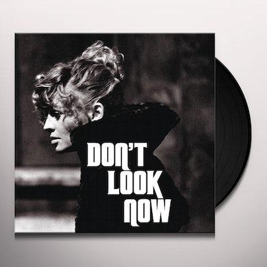 Pino Donaggio DON'T LOOK NOW (1973 ORIGINAL TITLE THEME) Vinyl Record