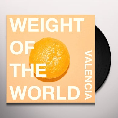 Weight Of The World Vinyl Record