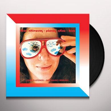 SUN MASKS REMIX Vinyl Record
