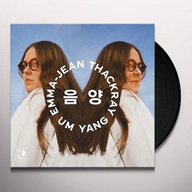 Emma-Jean Thackray UM YANG / NIGHT DREAMER Vinyl Record
