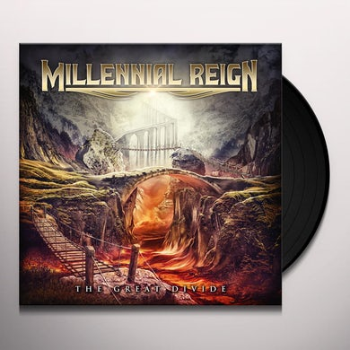 MILLENNIAL REIGN THE GREAT DIVIDE Vinyl Record