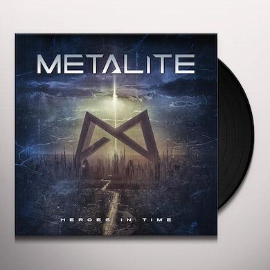 Metalite HEROES IN TIME Vinyl Record