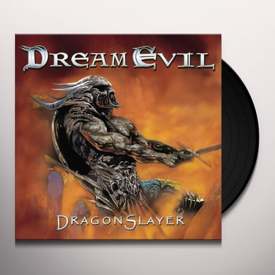 Dream Evil DRAGONSLAYER Vinyl Record