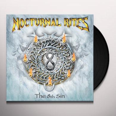Nocturnal Rites 8TH SIN Vinyl Record