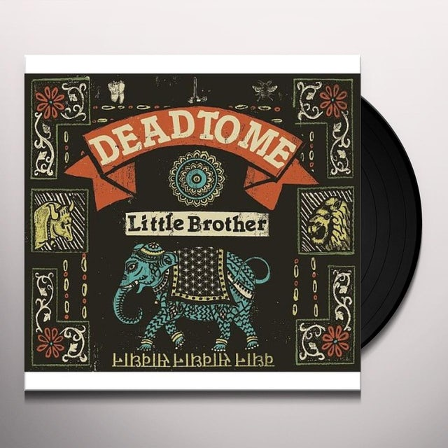 Dead To Me LITTLE BROTHER Vinyl Record