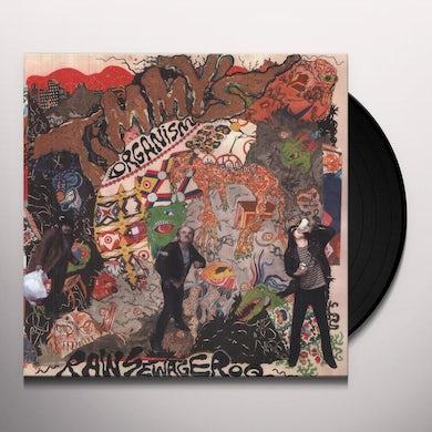 Timmy's Organism RAW SEWAGE ROQ Vinyl Record