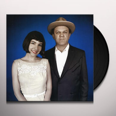 Becky & John I'LL BE THERE IF YOU EVER WANT Vinyl Record - UK Release