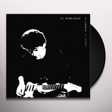 Richard Pinhas LIVE AT BAM BALAM Vinyl Record