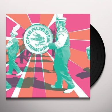 Cherubs IMMACULADA HIGH Vinyl Record