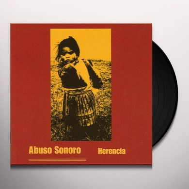 Abuso Sonoro HERENCIA Vinyl Record