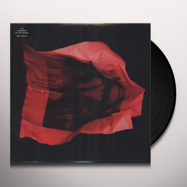 Hundred In The Hands RED NIGHT Vinyl Record