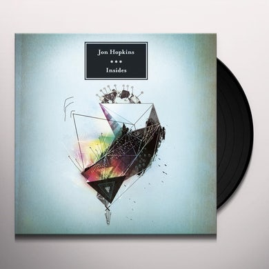 Jon Hopkins INSIDES Vinyl Record