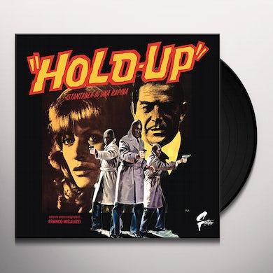 Franco Micalizzi HOLD UP ISTANTANEA DI UNA RAPINA Vinyl Record