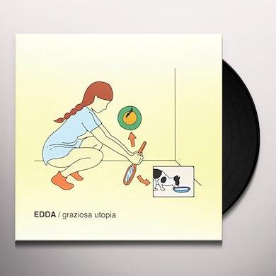 Edda GRAZIOSA UTOPIA Vinyl Record