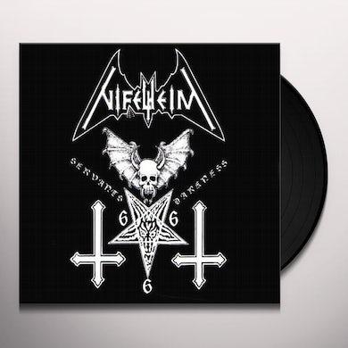 Nifelheim SERVANTS OF DARKNESS Vinyl Record