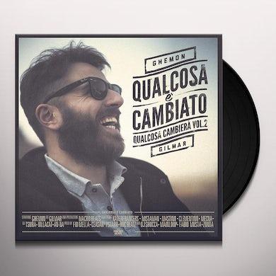 Ghemon QUALCOSA E CAMBIATO Vinyl Record