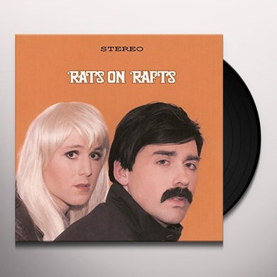 Rats On Rafts SOME VELVET MORNING / LAST DAY ON EARTH Vinyl Record