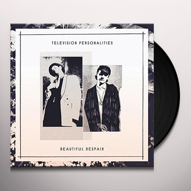 Television BEAUTIFUL DESPAIR Vinyl Record