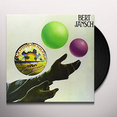Bert Jansch SANTA BARBARA HONEYMOON Vinyl Record