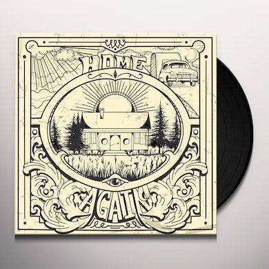Copper Tones HOME AGAIN Vinyl Record