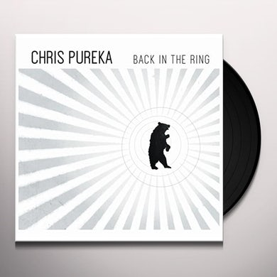 Christine Pureka BACK IN THE RING Vinyl Record