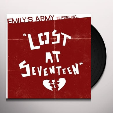 Emily'S Army LOST AT Vinyl Record