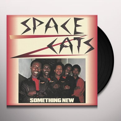 Space Cats SOMETHING NEW Vinyl Record