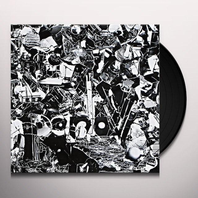 Parlovr HELL/HEAVEN/BIG/LOVE Vinyl Record