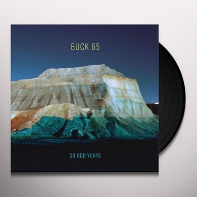 Buck 65 20 ODD YEARS Vinyl Record - Canada Release