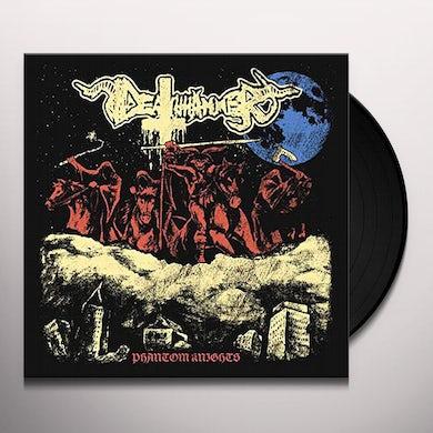Deathhammer PHANTOM KNIGHTS Vinyl Record