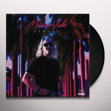 Marcos Valle SEMPRE Vinyl Record