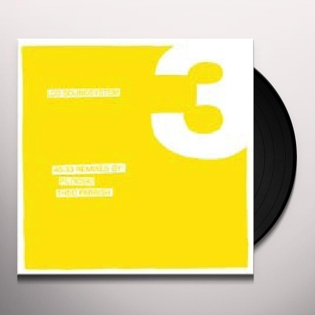 LCD Soundsystem 45:33 REMIXES BY PILOOSKI Vinyl Record