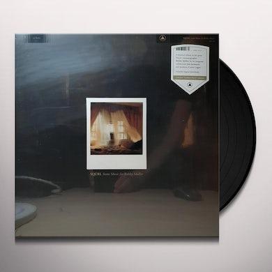 Squrl SOME MUSIC FOR ROBBY MULLER (COLOR VINYL) Vinyl Record
