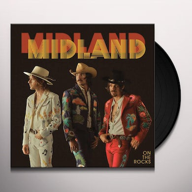 Midland ON THE ROCKS Vinyl Record
