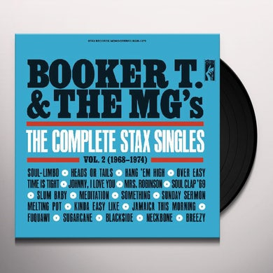 The Complete Stax Singles Vol. 2 (1968 1 Vinyl Record