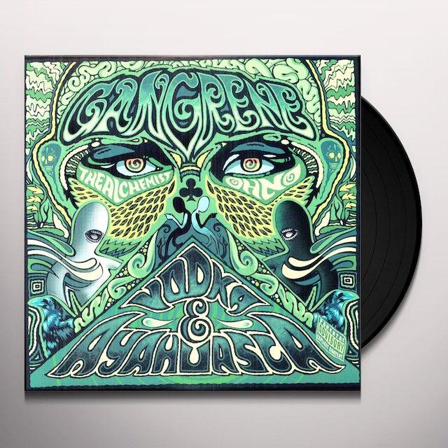Gangrene VODKA & AYAHUASCA Vinyl Record