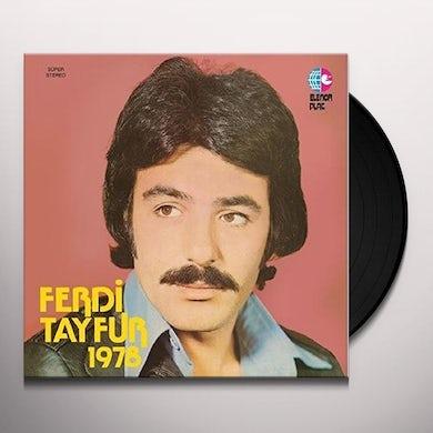 Ferdi Tayfur FERDI 78 Vinyl Record