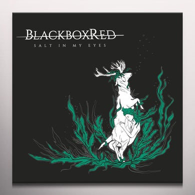 Blackboxred SALT IN MY EYES - Limited Edition Colored Vinyl Record