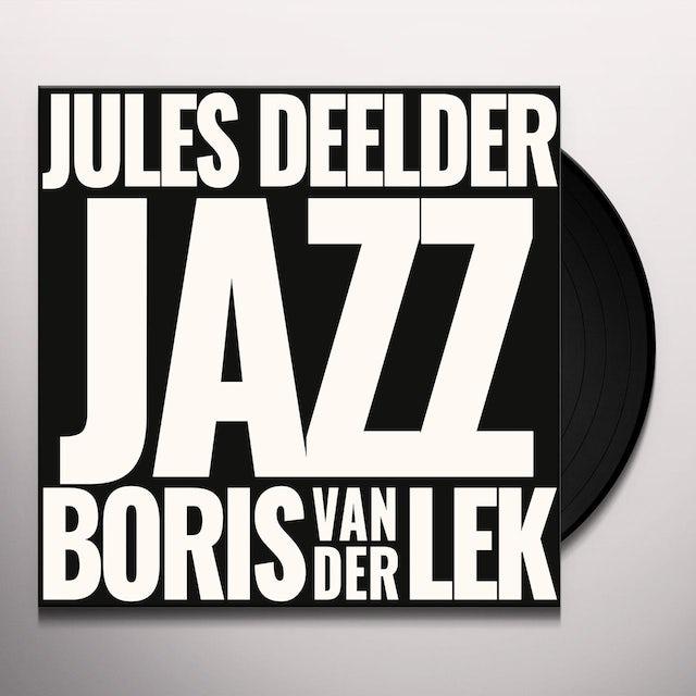 Boris Van Der Lek & Jules Deelder