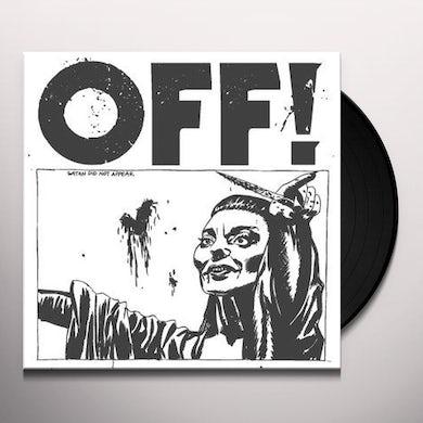 OFF Vinyl Record