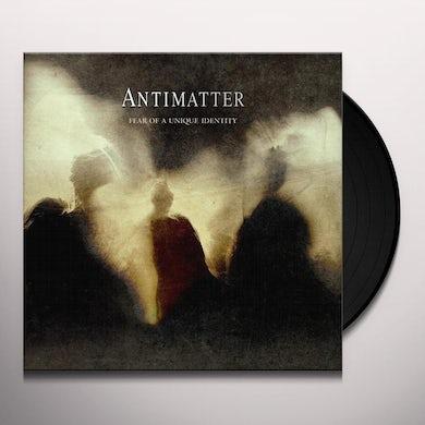 Antimatter FEAR OF A UNIQUE IDENTITY Vinyl Record