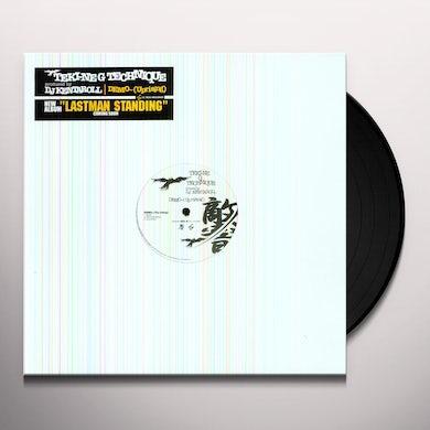 Teki-Ne G Technique DEMO-(UP RISING) Vinyl Record