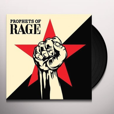 Prophets Of Rage (LP) Vinyl Record