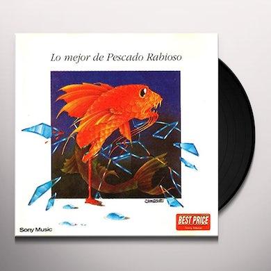 Pescado Rabioso LO MEJOR DE Vinyl Record
