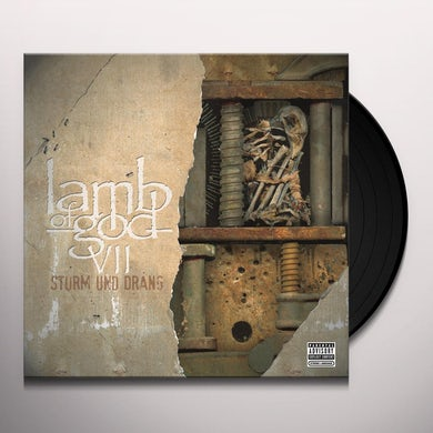 Lamb Of God VII: STURM UND DRANG Vinyl Record