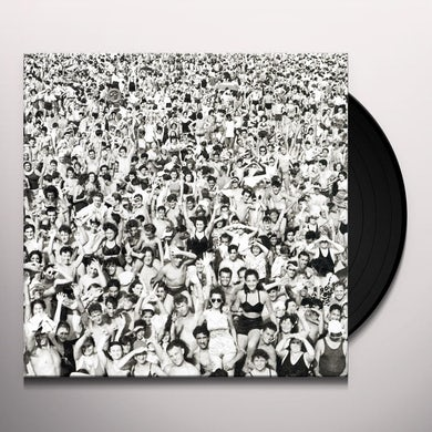 George Michael LISTEN WITHOUT PREJUDICE Vinyl Record