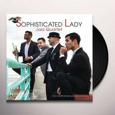 ELLINGTON / SOPHISTICATED LADY JAZZ QUARTET SOPHISTICATED LADY Vinyl Record