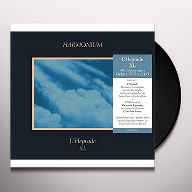 Harmonium L'HEPTADE XL Vinyl Record