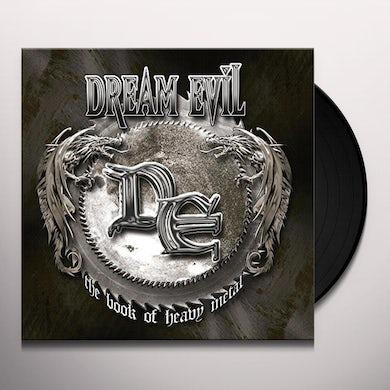 Dream Evil BOOK OF HEAVY METAL Vinyl Record